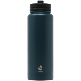 MIZU M15 Borraccia con tappo e cannuccia 1500ml, enduro midnight